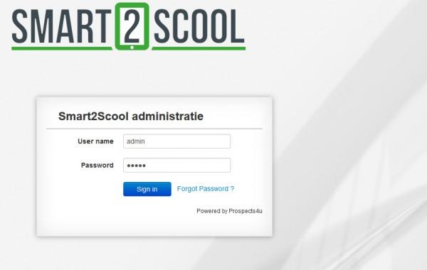 Klantportal en administratief pakket Smartscool