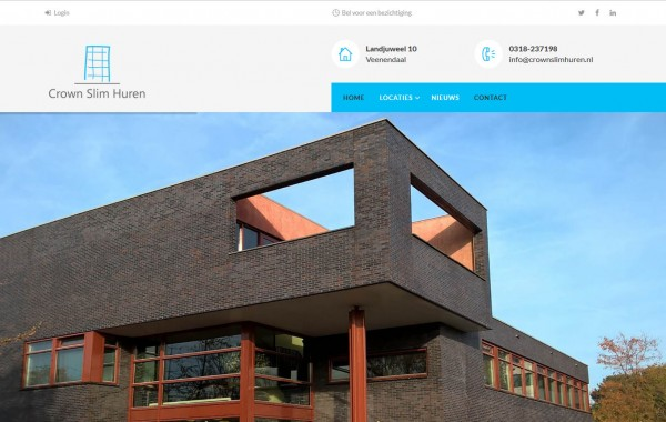 Webdesign Crown Slim Huren