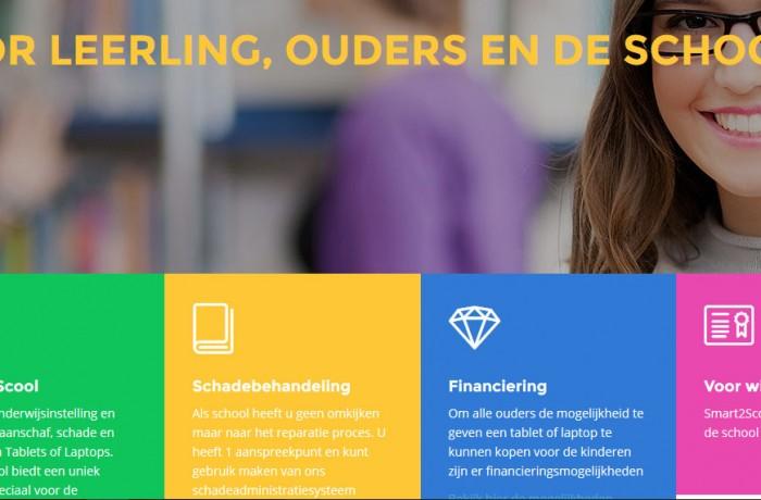 Webdesign Smart2scool