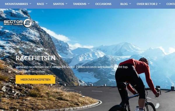 Webdesign sector2bikes